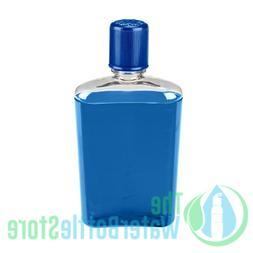 Nalgene 12 Oz Flask, Blue