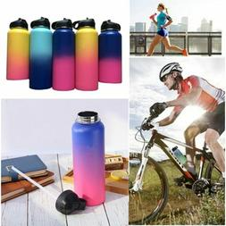 Flask Hydro Vacuum Insulated Stainless Steel Water Bottle Wi