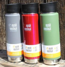 KLEAN KANTEEN Flip cafe coffee Insulated 20 oz WIDE MOUTH 2