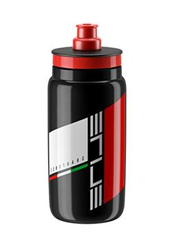 Elite Fly Granfondo Elite Water Bottle, 550ml, Black