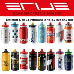 Elite Fly Team 550ml Small Water Bottle BMC Sky Lotto Movist