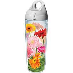 Tervis Gerbera Daisy Water Bottle 24-oz. Insulated Cooler