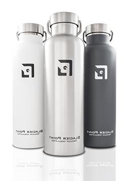 5f3791046b Glacier Point Vacuum Insulated Stainless Steel Water Bottle