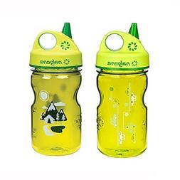 Nalgene Grip-N-Gulp Kids / Children's Tritan Water Bottles 1