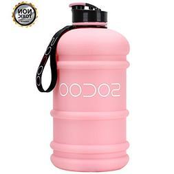 Half Gallon Water Bottle Dishwasher Safe Tritan US BPA Free