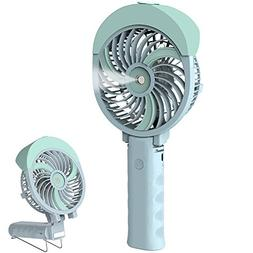 handheld misting fan