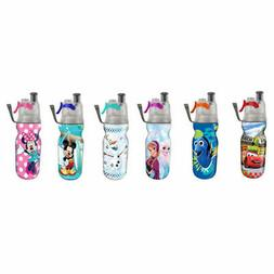 O2-Cool HMCMA01 Disney Kids ArcticSqueeze Mist 'N Sip Water