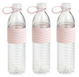 Copco Hydra Water Bottle Non Slip Sleeve BPA Free 16.9 Oz 3
