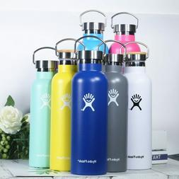 Hydro Flask  Standard Mouth Stainless Steel Water Bottle Vac