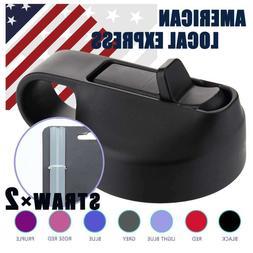 For HYDRO FLASK Straw Flip Lid Cap12 16 18 20 32 40 64oz Wid