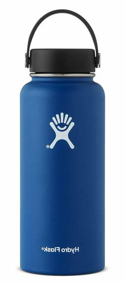Hydro Flask W18TS407 Mouth 18 oz. Wide Water Bottle, 532 ml,