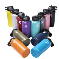 Hydro Flask Water Bottle Stainless Steel Insulated Wide Mout