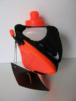 Nike Hydro Handheld Water Bottle Flask Pocket 10oz BPA Free