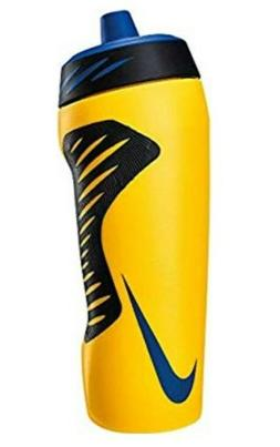 Nike Hyperfuel 18 oz. Water Bottle, Yellow/Black/Blue, Unise