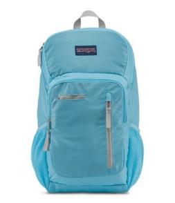 JanSport Impulse Laptop Backpack - Blue Topaz Triangle Dobby