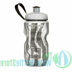 Polar Bottle Sport Insulated 12 oz Water Bottle - Zebra