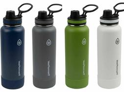 Thermoflask Insulated 40oz Stainless Steel Water Bottle with