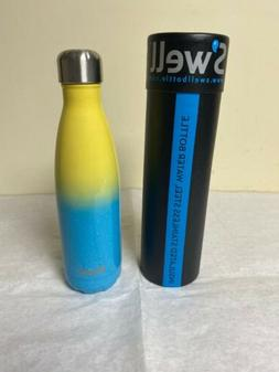 Swell Insulated Stainless Steel Water Bottle - 17 oz  FREE S
