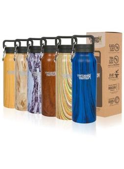 Healthy Human Insulated Stainless Steel Water Bottle 32 Oz M