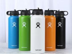 Hydro Flask Insulated Stainless Steel Water Bottle, Wide Mou