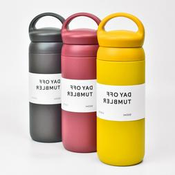 KINTO Insulated Tumbler Stainless Water Bottle, Travel Coffe
