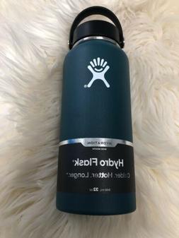 Hydro Flask JADE - 2019 RELEASE 32 oz Wide Mouth W/ Flex Cap