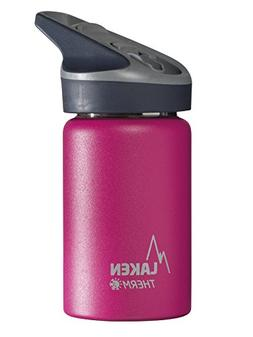 Laken Jannu Kids Insulated Stainless Steel Water Bottle with