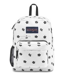 JanSport JS0A3EN24L7 Digibreak Laptop Backpack, White Cherry
