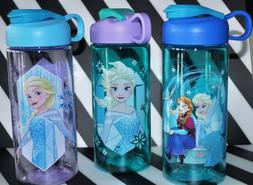 Kids 16oz School Water Bottle Spill Resistant- Mermaids, Uni