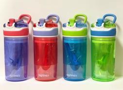 Contigo Kids 2-in-1 Snacker Water Bottle & Snack Cup Spill-P