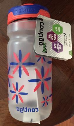 Contigo Kids Autospout Squeeze Water Bottle - 18 OZ Tango Pi