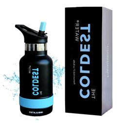 The Coldest Kids Water Bottle - Stainless Steel Bottle with