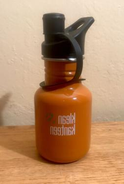 Klean Kanteen Kids Sport Bottle - 12 oz. - Burnt Orange