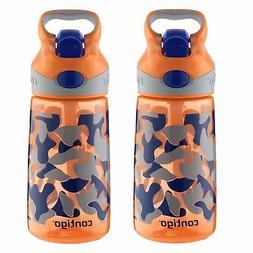 Contigo 14 oz. Kids Striker Autospout Water Bottle - Nectari