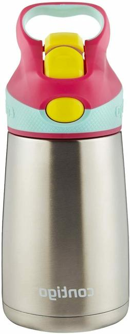 Contigo 10 oz. Kids Striker Chill Stainless Steel Water Bott