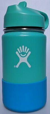 Hydro Flask 12 oz Kids Water Bottle Mint