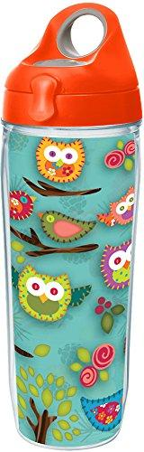 Tervis 1231786 Owls & Birds Bark Insulated Tumbler with Wrap