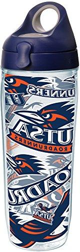 Tervis 1252004 Utsa Roadrunners All Over Insulated Tumbler w