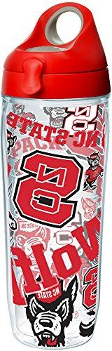 Tervis 1256482 NC State Wolfpack All Over Insulated Tumbler