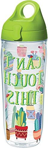 Tervis 1270650 Can't Touch This Cactus Tumbler with Wrap and