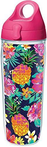 Tervis 1286276 Bright Tropicals Tumbler with Wrap and Passio