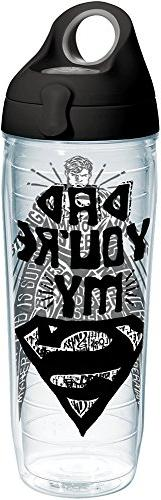 Tervis 1292863 DC Comics-Superman Dad Insulated Tumbler with
