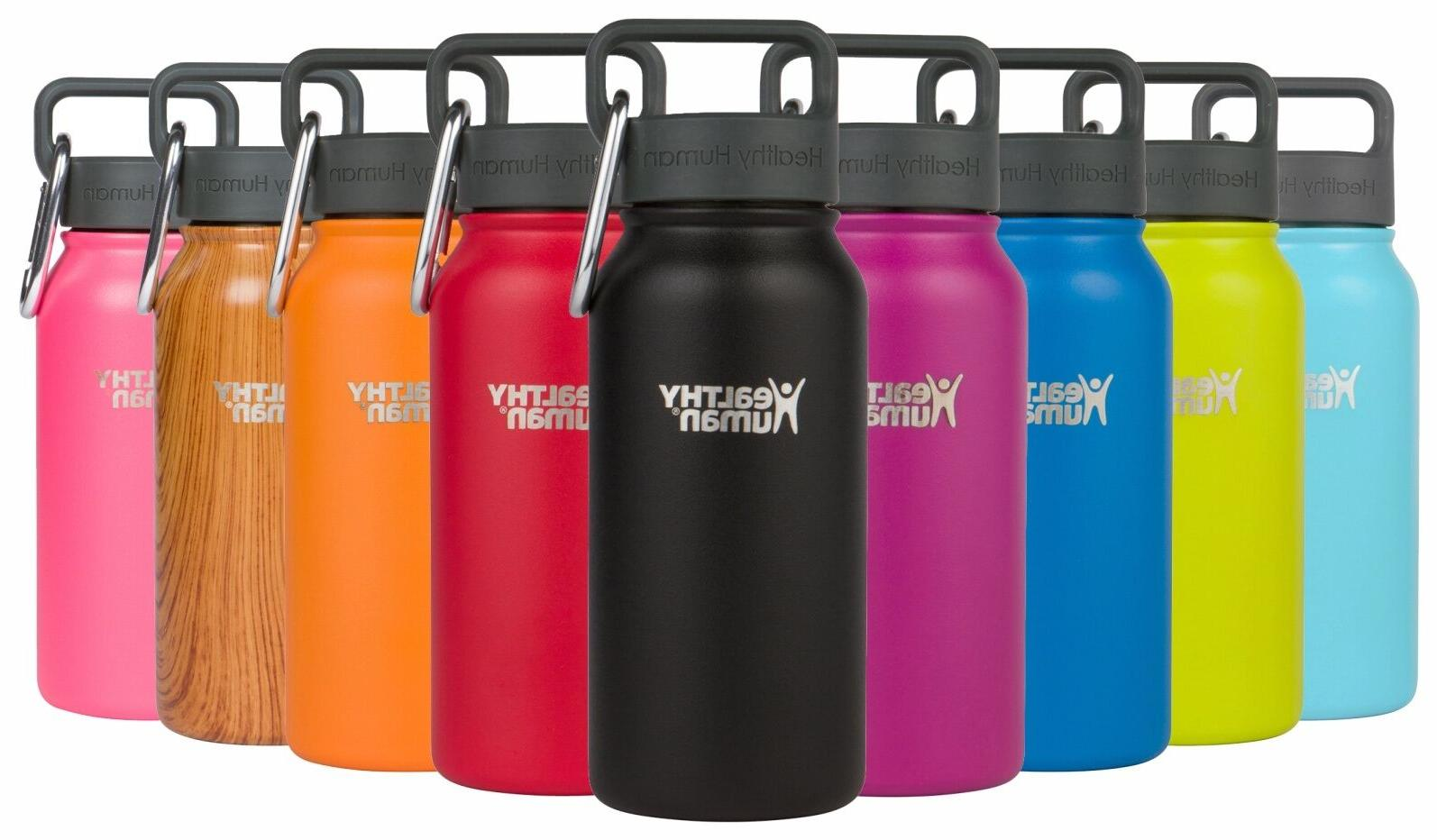 16 oz multiple colors insulated stainless steel