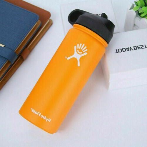 18/32/40oz Hydro Mouth Water Bottle