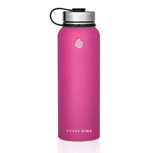 18oz stainless steel 18 8 insulated water