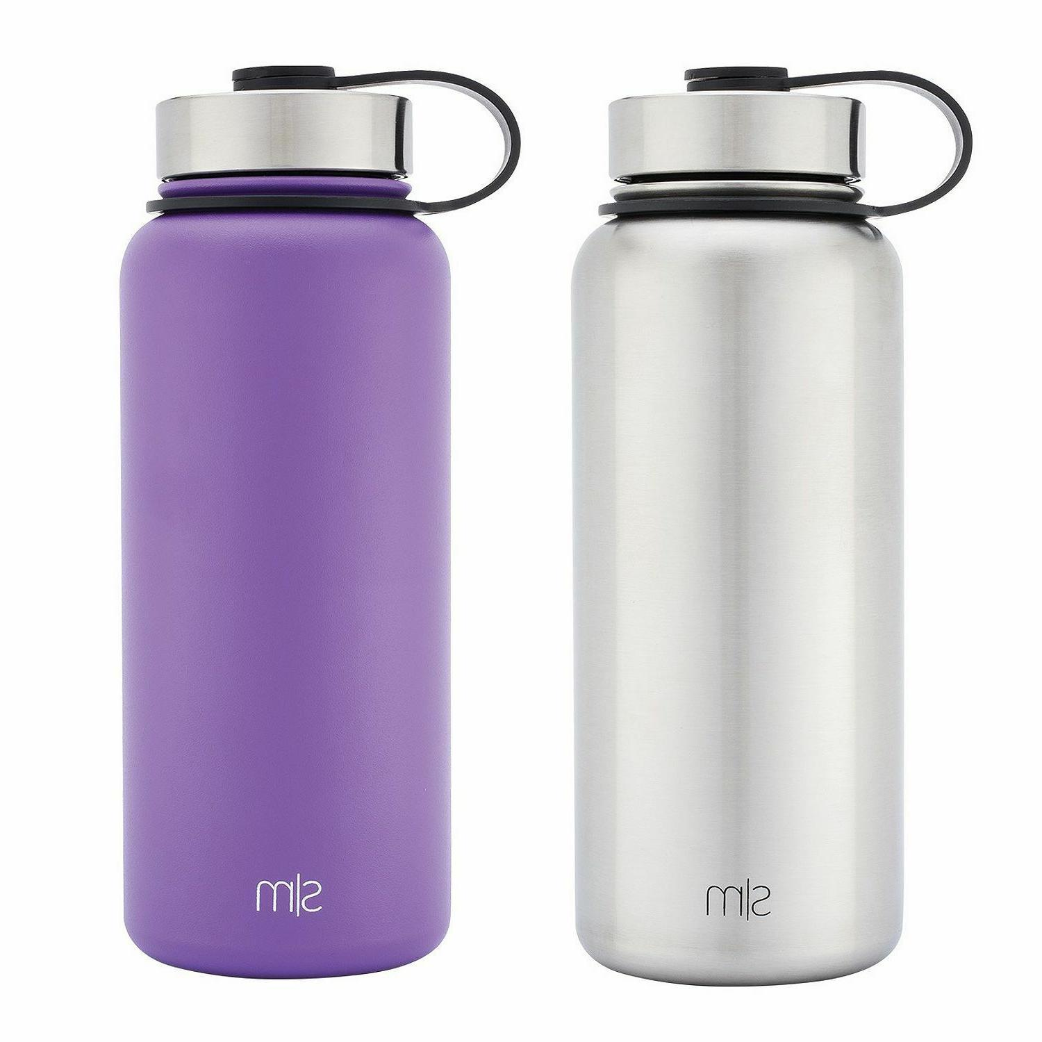 Simple Modern 32oz Summit Water Bottle 2 Pack - Two Stainles