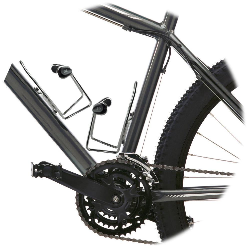 Lumintrail Bike Water Bottle Holder Lightweight Aluminum Bike Cage