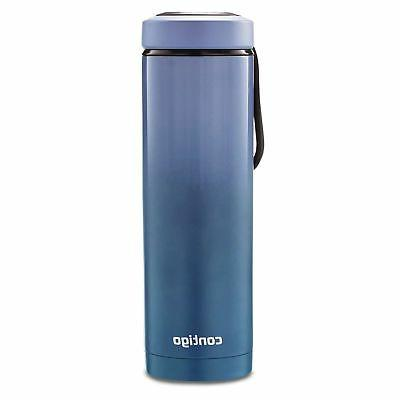 Contigo Vacuum-Insulated Stainless Steel Water Bottle with a