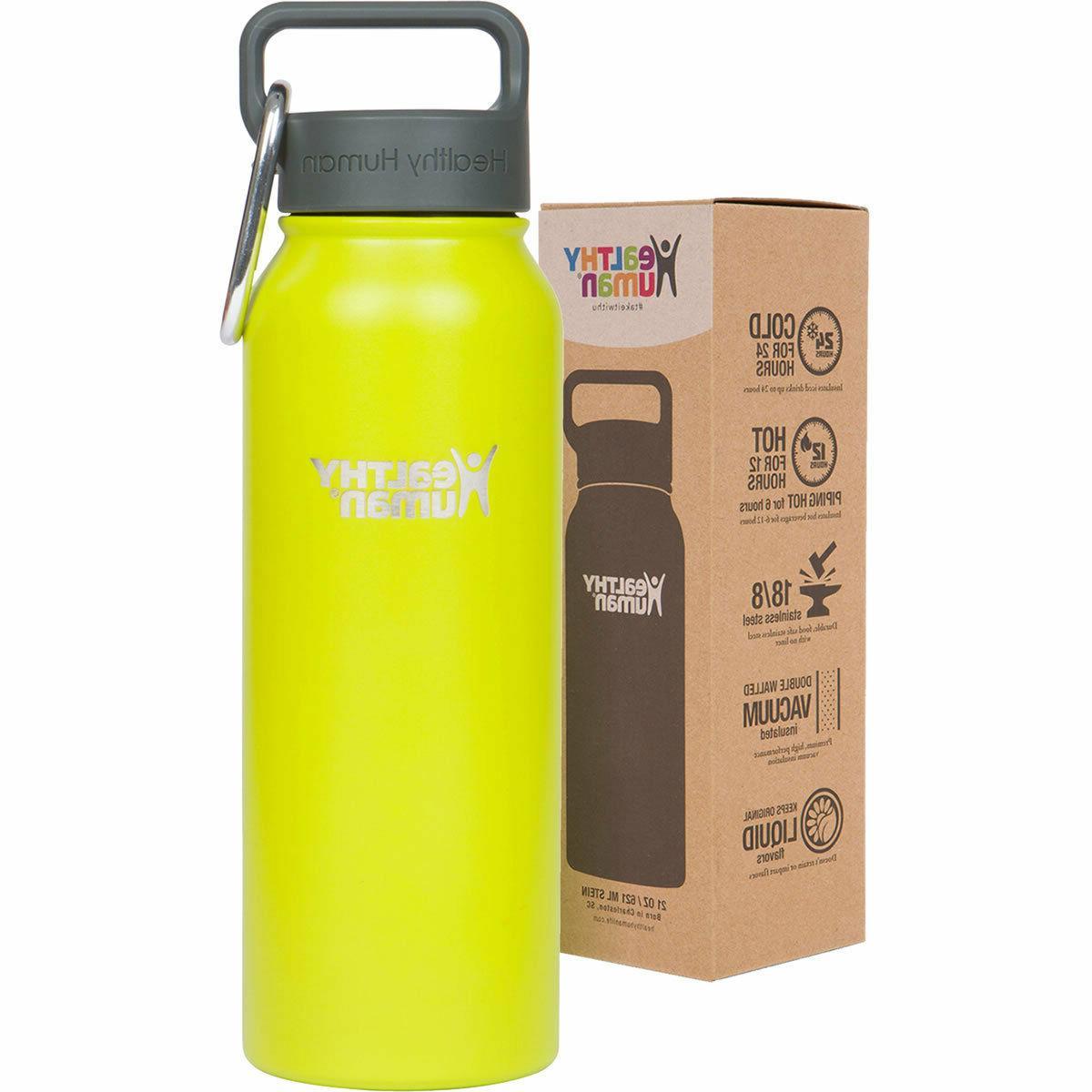 Healthy Multiple Colors Steel Bottle