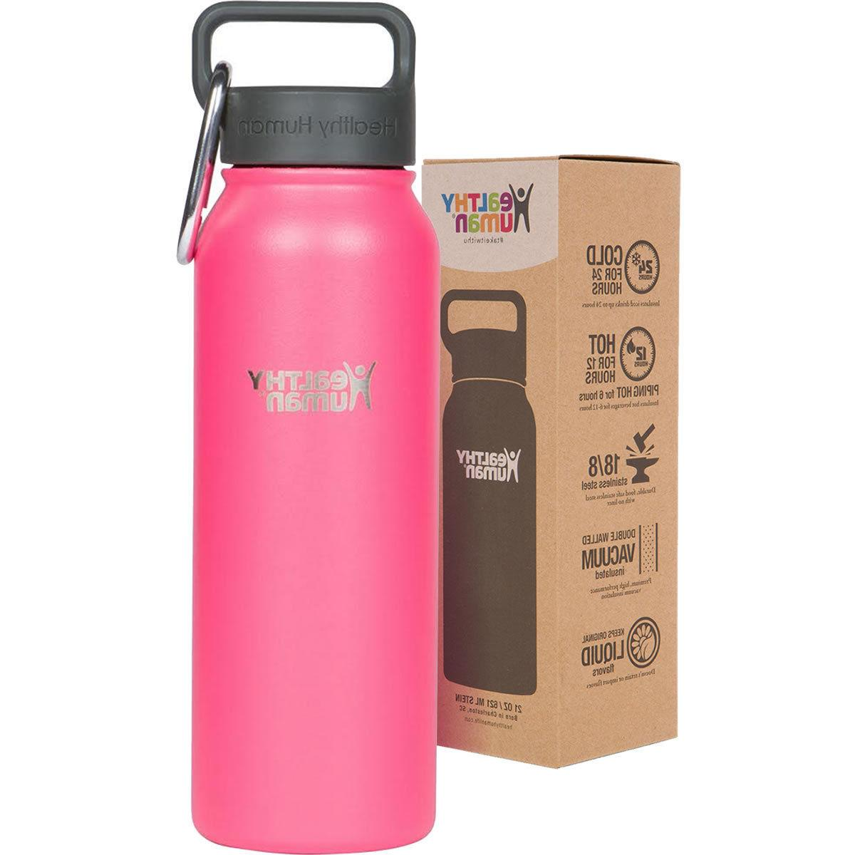Healthy 21 Multiple Colors Insulated Stainless Steel